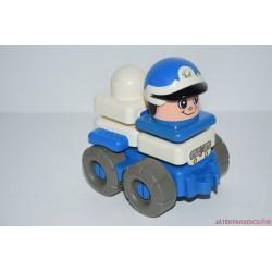 Lego Primo rendőrautó vezetővel