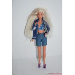 Vintage Mattel Superstar Barbie baba farmer szettben