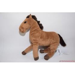 Ritkaság! IKEA KLAPPAR Horse plüss barna ló