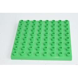 Lego Duplo világoszöld alaplap