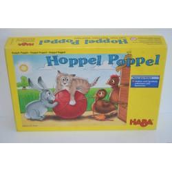 HABA 4370 Hoppel Poppel: Ugri-bugri társasjáték óvodásoknak