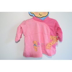 Chou Chou rózsaszín ruha