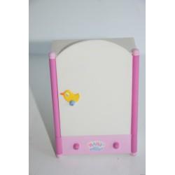 Baby Born Miniworld polcos szekrény
