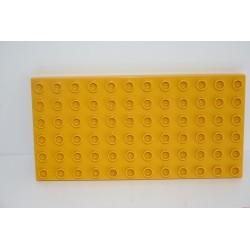 Lego Duplo közepes okkersárga alaplap