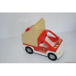 Lego Duplo tűzoltó teherautó
