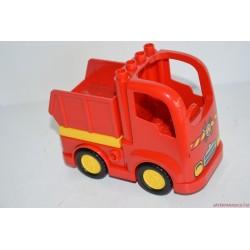 Lego Duplo Tűzoltóság: billenős teherautó