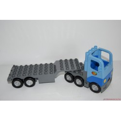 Lego Duplo pótkocsis kamion