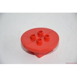 Lego Duplo építhető piros asztal