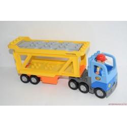 Lego Duplo autószállító tréler kamion