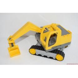 Lego Duplo markoló munkagép