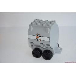 Lego Duplo tejszállító vagon, vasúti kocsi