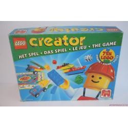 Jumbo 00745 LEGO Creator társasjáték
