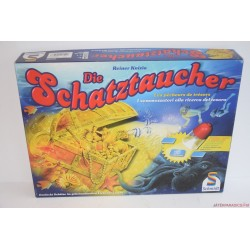 Schmidt Spiele Die Schatztaucher társasjáték