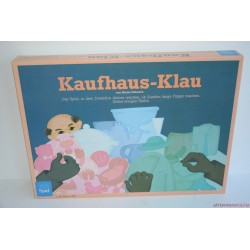 Vintage KD Spiel: Kaufhaus Klau társasjáték RITKASÁG