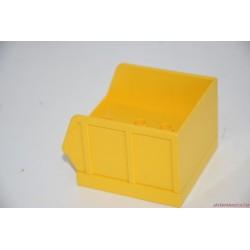 Lego Duplo sárga billenős teherautó plató elem