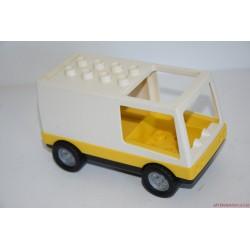 Lego Duplo kisbusz, minivan