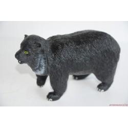 Toy Major TM ázsiai fekete medve figura