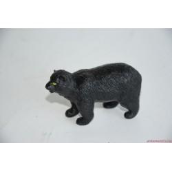 Vintage Toy Major TM ázsiai fekete medve kölyök, medvebocs figura