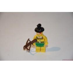 LEGO benszülött harcos minifigura számszeríjjal