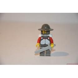 LEGO Castle minifigura: középkori katona karddal
