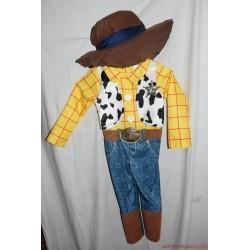 Toy Story Woody seriff farsangi jelmez 3-4 évesnek