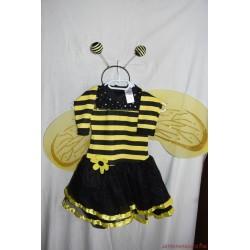 Méhecske farsangi jelmez 5-7 évesnek