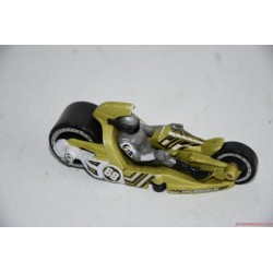 Mattel Hot Wheels Thunder Cycles: Mohawk motoros kyborg