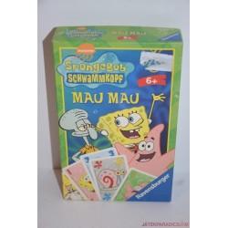 Ravensburger Spongyabob, Spongebob Mau Mau kártya társasjáték