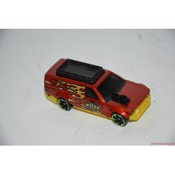 Mattel Hot Wheels Time Shifter pizzafutár kisautó