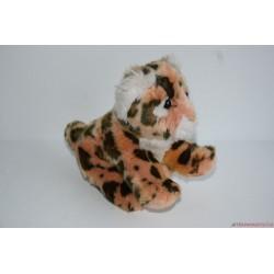 Élethű plüss leopárd kölyök