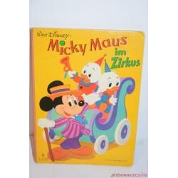 Walt Disney: Micky Maus im Zirkus képeskönyv
