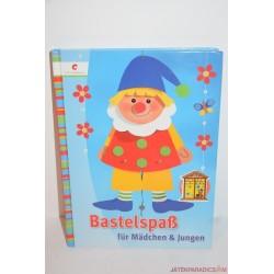 Bastelspaß kreatív barkácskönyv gyerekeknek