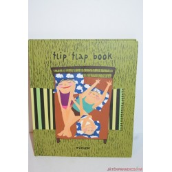 Flip Flap Book kreatív angol nyelvű könyv