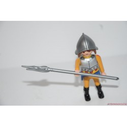 Playmobil középkori lovag lándzsával