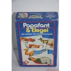 Papafant &  Elegei mókás párosító kártyajáték