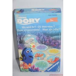 Finding Dory Nemo nyomában társasjáték