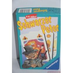 Schwarzer Peter Fekete Péter kártyajáték