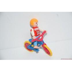 Playmobil biciklis kisfiú szett