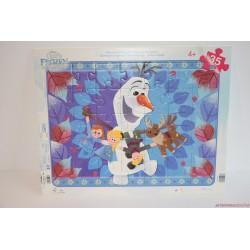 Disney Jégvarázs: Olaf - Vidám téli móka puzzle kirakós játék