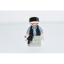LEGO Star Wars: Rebel Scout Trooper lázadó pilóta minifigura
