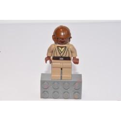 LEGO Star Wars Clone Wars: Mace Windu mágneses minifigura