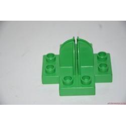 Lego Duplo zöld tartó elem