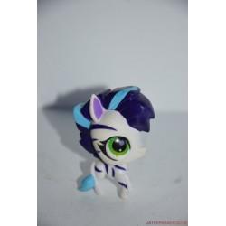 Littlest Pet Shop  2856 fehér zebra