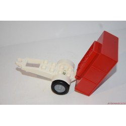Lego Duplo piros utánfutó