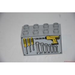 Lego Duplo szerszám képes elem
