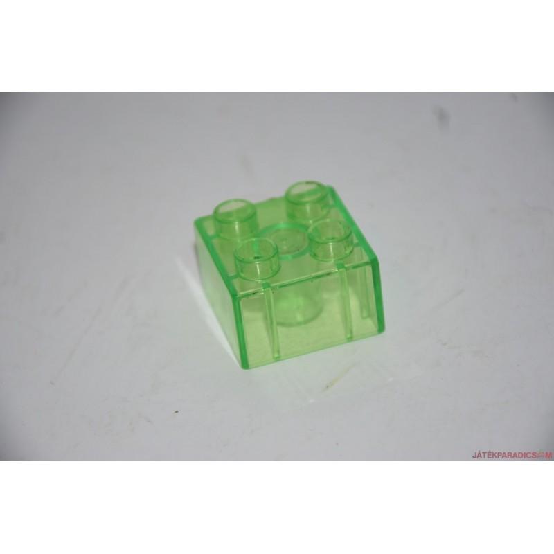 Lego Duplo üvegtégla építőkocka
