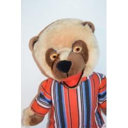 Vintage Schildkrot 07506  METTY KRINGS Li-La-Launebär 1992 Teddy Bear különlegesség