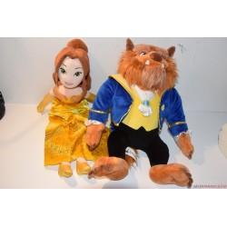 Disney Szépség és a Szörnyeteg: Herceg és Belle plüss RITKASÁG