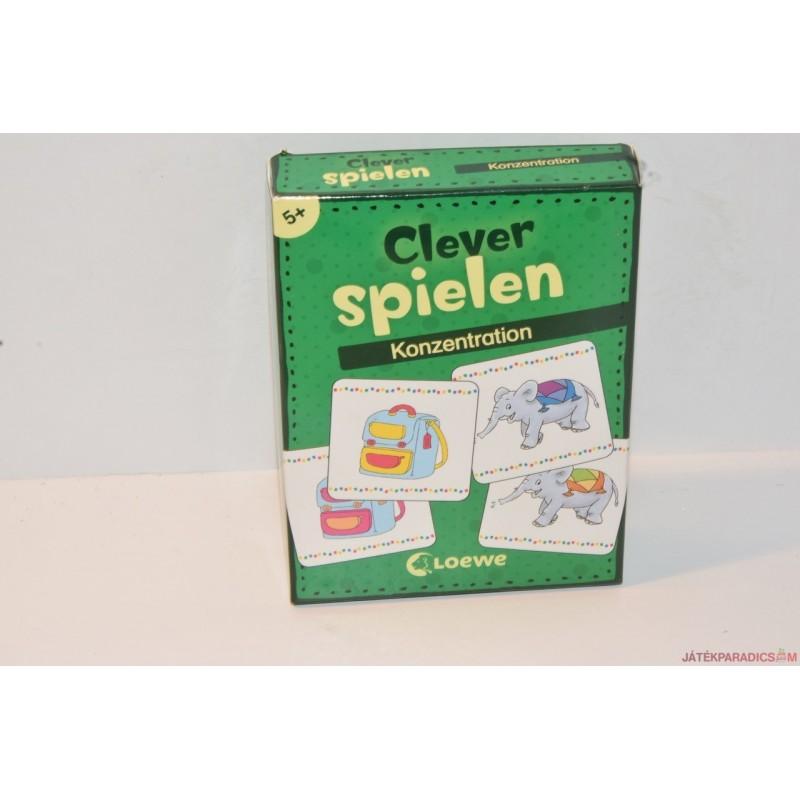 Clever Spielen kártya társasjáték