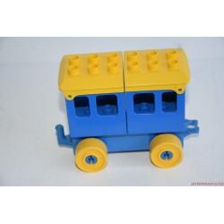 Lego Duplo építhető utánfutó